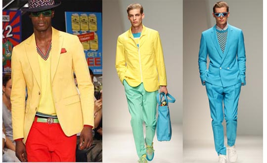 neon for men summer 2013