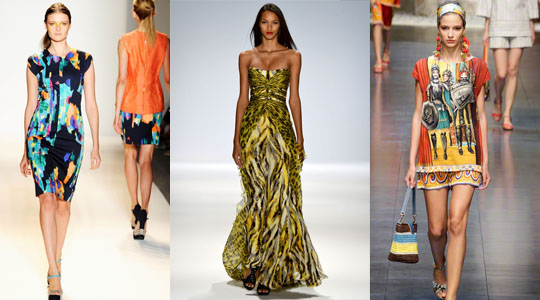 printed and pattern trend