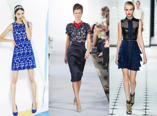 blue color trend 2013