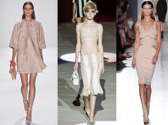 nude and neutrals