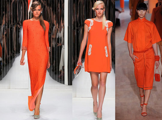 tangerine color 2013