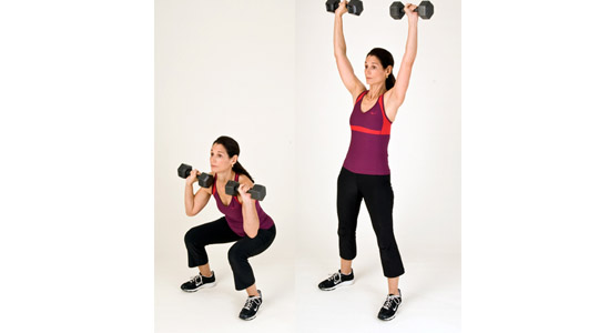 squats with weights