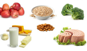 foods to lose belly fat