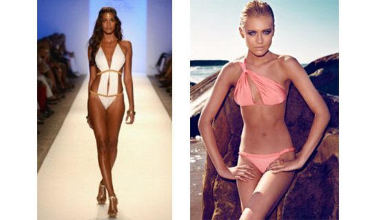 grecian style swimsuit