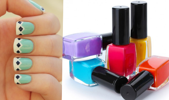 ... designers here are the hottest nail polish trend for summer 2013