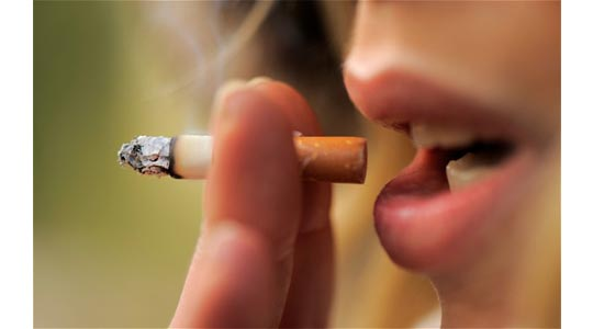 how to get rid of mouth wrinkles from smoking
