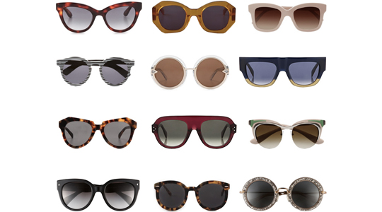 sunglasses trend2013