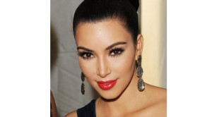 kim kardashian eyebrows
