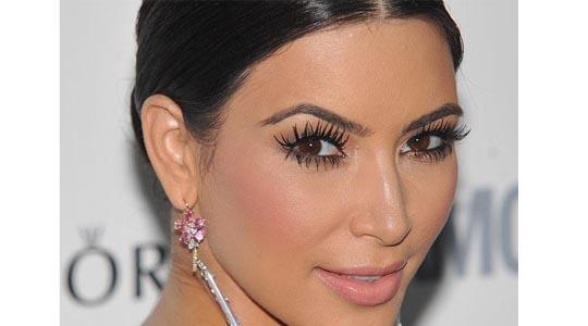 kim kardashian eyelashes