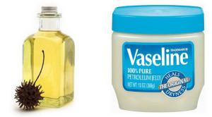 vaseline for eyelashes